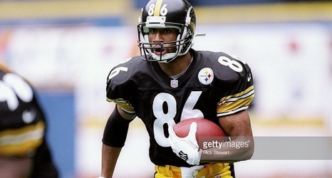 d2e63c6bf56 Memba This Steelers Player  Last Player To Wear No. 86 Before Hines Ward