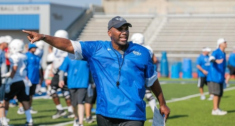 Edwards Added To Memphis Football Staff