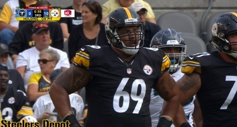 competitive price 1694f d27c9 Steelers 2018 Preseason Offensive Player Spotlight For Week ...