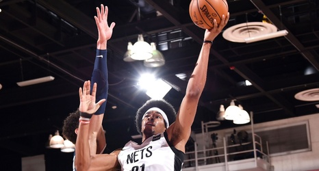 Jarrett Allen Knows The Nets New Big 3 Changes Everything
