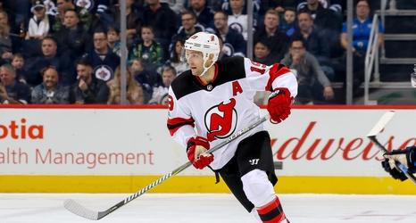 Travis Zajac Should Be New Jersey Devils Emergency Goalie