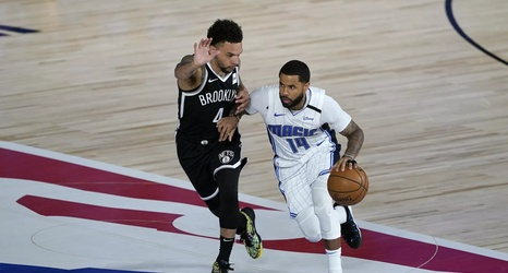 Magic Vs Nets Preview Not The Seventh Seed Showdown We Expected