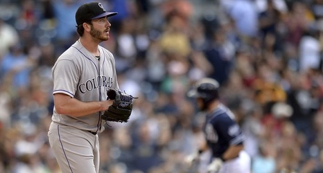 Chad Bettis returns to hapless Colorado Rockies