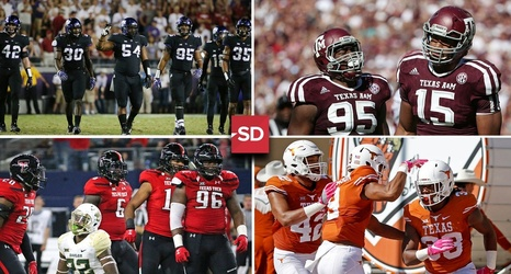 Best in Texas  Which college football uniform is the best  a40142d23