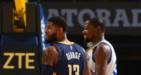 a24d108d5c5c Kevin Durant Told Paul George Thunder  Will Blow You Away  After Trade