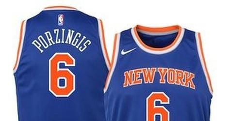 new product ea8f4 12d24 New York Knicks select Mitchell Robinson at 2018 NBA Draft