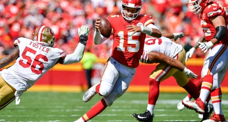 the latest 508e7 4e01b Got your Patrick Mahomes No. 15 Chiefs jersey? They're going ...