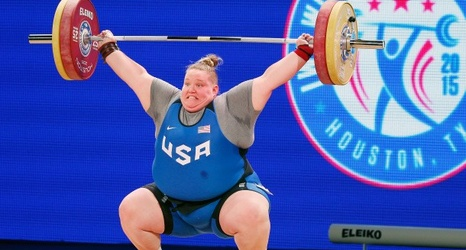 U S Olympic Women S Weightlifting Team Complete No
