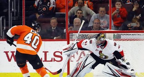 Flyers vs  Senators lineups, start time, TV, radio, live