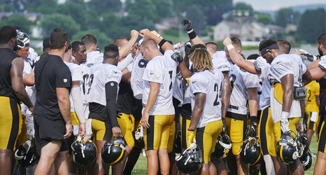 2315aa74 An updated look at the Pittsburgh Steelers 91-man training camp roster