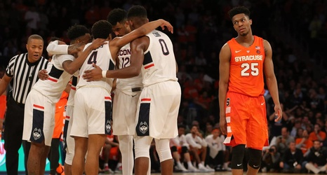 Syracuse Men S Basketball Still Struggling To Score Even With New Talent