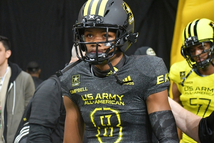 Kirby Smart flips 4-star LB Quay Walker from Alabama