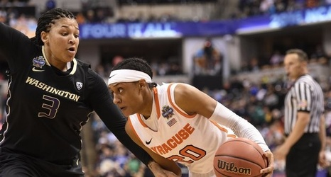 Syracuse Women S Basketball Headed Way Out West In Lastest Espn