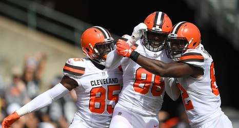 6bc194b7c13 Cleveland Browns  3 Studs and duds in loss to Raiders