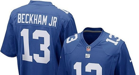 best service 9dc50 2915e New York Giants Gift Guide: 10 must-have Odell Beckham Jr. items