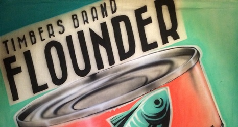 Tifos in miniature: Portland Timbers fans delight crowd with
