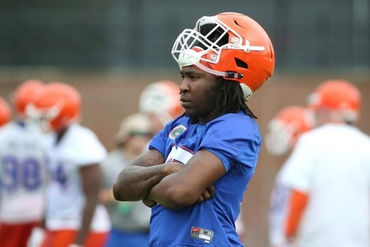 Lakeland's Robinson will not play at Florida