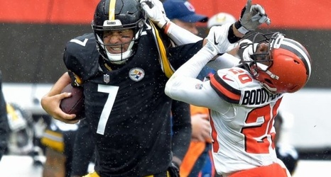 Steelers Blow 14 Point Lead And Settle For Tie Vs Browns