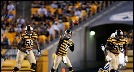 197dbe015 Sunday Will Mark Last Time Steelers Will Wear Bumblebee Uniforms