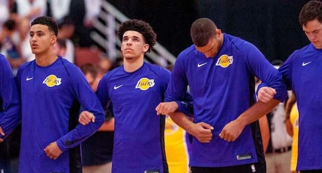d9aef84fe9db Lakers Injury Update  Lonzo Ball Out Against Thunder