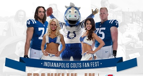 cb415a42 Colts Fan Fest To Visit Franklin This Thursday