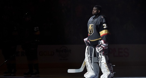 Vegas Golden Knights Goaltender Malcolm Subban Must Prove His Worth
