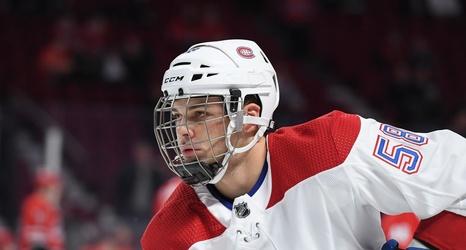 Montreal Canadiens Noah Juulsen Being Healthy Is Bad News ...