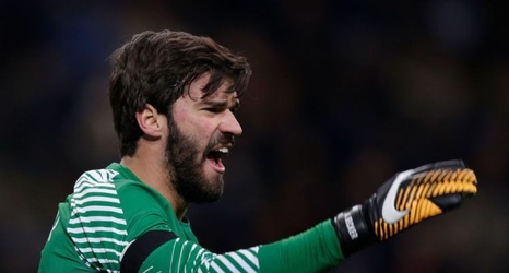 Chelsea could agree deal for 'best goalkeeper in the world' Alisson