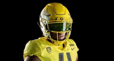 Oregon Ducks wearing all yellow for Bowling Green opener f9395d4f4