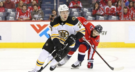 f4e75e250e9 Who is Playing for the Bruins against the Capitals