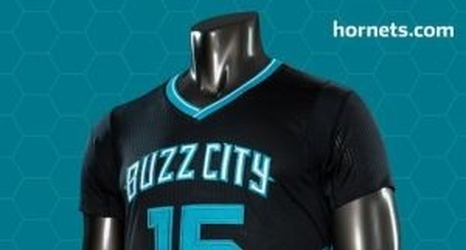 Charlotte Hornets 2015 Uniforms