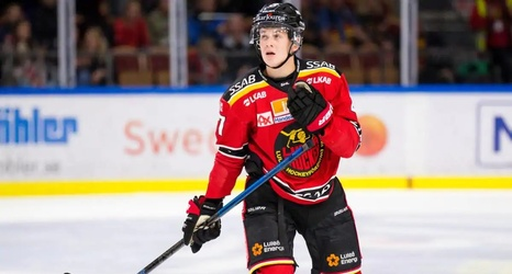 Nils Lundkvist Tops This Week S New York Rangers Prospect Report