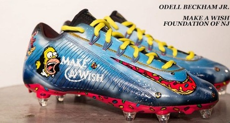 35fd1f3e4f25 New York Giants rocking custom cleats for great causes