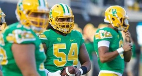 huge discount 631c7 67d86 Oregon Ducks wear throwback uniforms against Washington ...