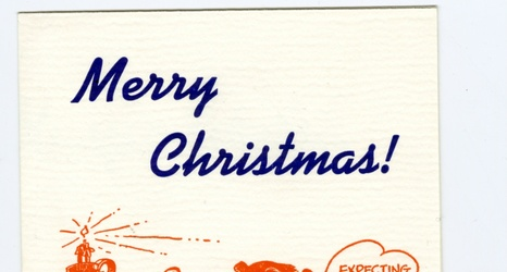 The christmas cards phil neel did for auburns athletics department the christmas cards phil neel did for auburns athletics department in the late 1950s m4hsunfo