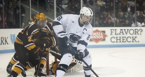 Chase Berger Signs Amateur Tryout Agreement With The Pittsburgh