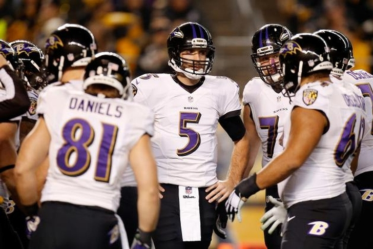 Pittsburgh Steelers stave off Baltimore Ravens for key AFC