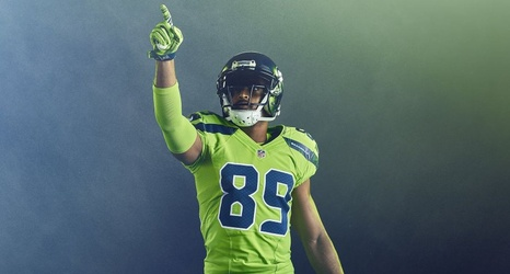 kam chancellor jersey color rush