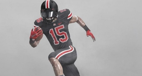 ohio state black jersey buy