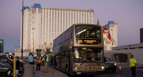 RTC to operate 4 express bus routes to Golden Knights game
