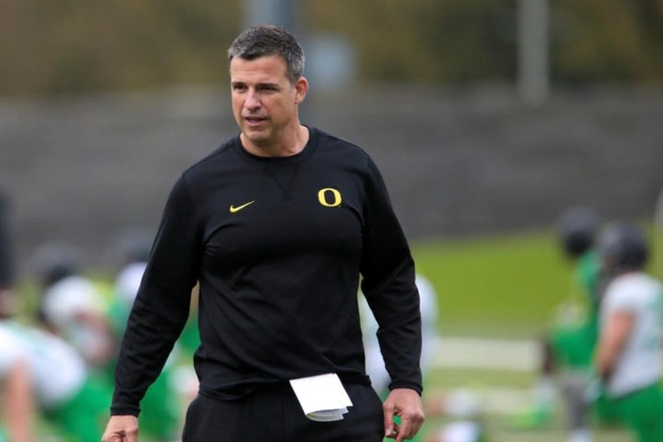 OR to name Mario Cristobal as head coach