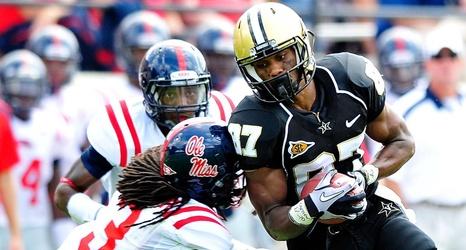 SEC Football  Ole Miss Rebels vs. Vanderbilt Commodores Preview and  Predictions c28a7d574