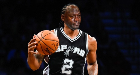 Kawhi Leonard Has No Idea What The Crying Jordan Meme Is