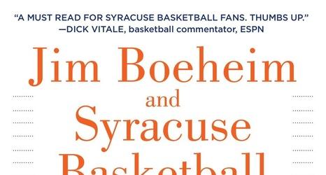 New Book Examines Syracuse Coach Jim Boeheim And The 2 3 Zone Defense