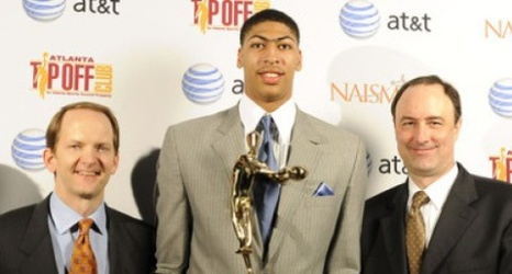 Naismith Award 2014