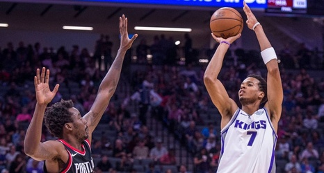 The Kings make a third move, swapping young power forwards