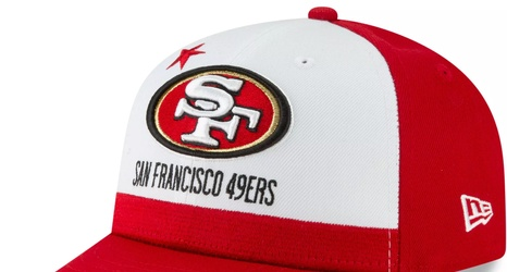 7f7b05b4a0faeb 49ers 2019 NFL Draft hats are here