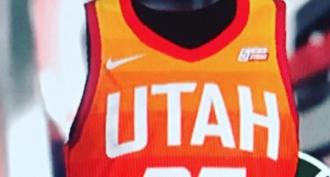 low priced f1fee 6f7b1 Utah Jazz plan to officially roll out Nike City Edition ...