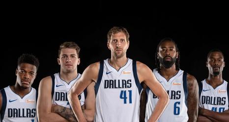 best website 67665 03e6a Dallas Mavericks Season Preview: it's Luka Doncic's world ...