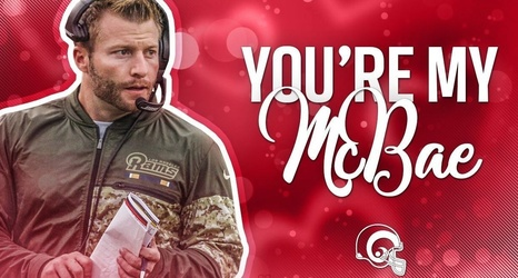 Cards Teams Valentine's Day Best From Nfl